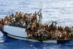 Ilustrasi migran gelap (Theguardian.com)