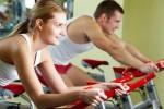 Ilustrasi olahraga di pusat kebugaran (fitzop.com)