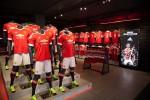 Kostum Terbaru Manchester United (Twitter)