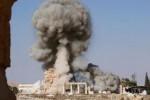 Kuil Baal Shamin di Suriah yang dihancurkan (Theguardian.com)