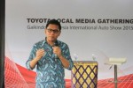 Marketing Director PT Toyota Astra Motor (TAM) Rahmat Samulo. (Shoqib Angriawan/JIBI/Solopos)