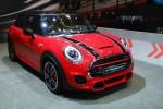 Mini John Cooper Works di pameran otomotif GIIAS 2015. (Liputan6.com)