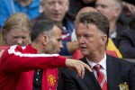 Ryan Giggs dan Louis Van Gaal (Metro.co.uk)