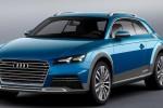 Sketsa digital Audi Q6 E-Tron. (Autoexpress.com)