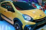 Toyota Agya Kojo hasil modifikasi TAM dipamerkan di GIIAS 2015. (Okezone.com)