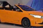 Toyota Yaris Legian di GIIAS 2015. (Paultan.org)