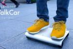 INOVASI OTOMOTIF : Unik, Mobil Listrik Ini Bisa Parkir dalam Tas