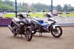 Yamaha MX King. (Metrotvnews.com)