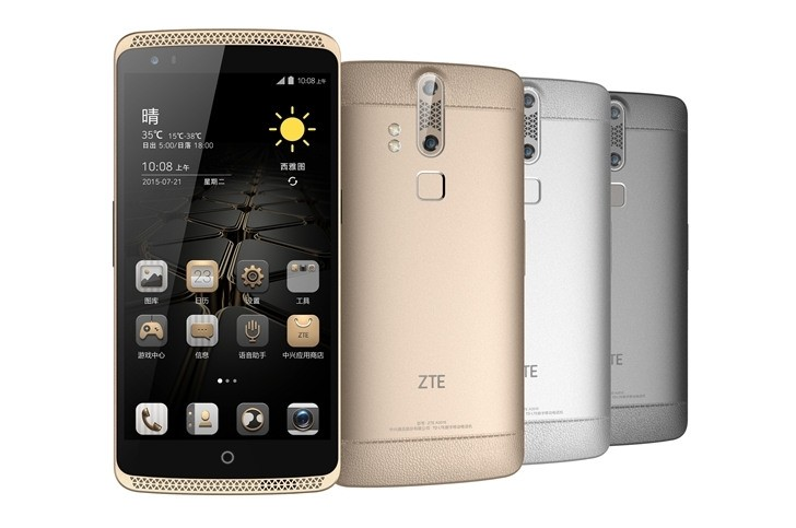 with zte axon gsm Desire users can