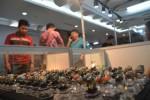 Batu mulia yang dijual dan dipamerkan di Hartono Mall. (Bony Eko Wicaksono/JIBI/Solopos)