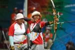 Tim Panahan Indonesia Rebut 2 Tiket Olimpiade (Antarafoto)