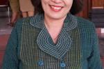 Lurah Pucangsawit, Selfi Rawung. (Abdul Jalil/JIBI/Solopos)