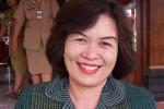 Lurah Pucangsawit Selfi Rawung (Abdul Jalil/JIBI/Solopos)