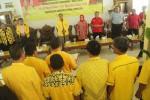 Deklarasi dukungan Golkar untuk pasangan Sri SUrya Widati-Misbakhul Munir. (JIBI/Harian Jogja-Arief Junianto)