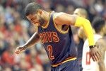 Cleveland Cavaliers harus bersabar lebih lama untuk bisa mendapatkan jasa Kyrie Irving. Dia baru bisa turun Januari 2016 mendatang. Ist/claveland.com