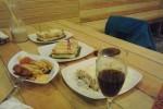 Beberapa menu yang disajikan di Dapoer Roti Bakar (JIBI/Harian Jogja.Kusnul Isti Qomah)