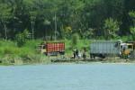 TAMBANG BANTUL : Penambangan Progo Langgar Batas Konsesi, Surat Peringatan Dilayangkan