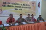PILKADA WONOGIRI : KPU Siapkan TPS Warga Rutan