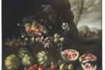 PENEMUAN TERBARU : Lukisan Klasik Ungkap Bentuk Semangka di Masa Lalu