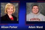 Dua jurnalis Stasiun TV WDBJ7, Alison Parker dan Adam Ward, yang menjadi korban penembakan saat siaran langsung di Virginia, Amerika Serikat, Rabu (26/8/2015) waktu setempat.  (JIBI/Solopos/Reuters)