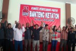 Kader banteng ketaton saat berkumpul di Sragen, Selasa (22/9/2015). (Tri Rahayu/JIBI/Solopos)