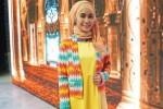 INSTAGRAM ARTIS : Ketika Anisa Eks Chibi Berjilbab, Netizen Bilang Cantik!