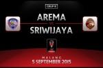 Arema vs Sriwijaya FC (Liputan6.com)