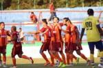 Borneo FC Ditahan Imbang Tim Liga 2