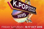 K-POP Dance Competition 2015 – The Park Mall 16-17 Oktober 2015