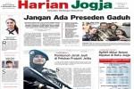 Harian Jogja Hari Ini Edisi Sabtu Pahing, 5 September 2015 (JIBI/Harian Jogja/dok)