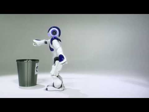 Ilustrasi Robot (Youtube)
