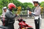 SIMPATIK CANDI 2017 : Razia Kendaraan, Polisi Tak Wajib Beri Tilang