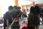 Alat pengaduk dodol buatan peserta KKN Internasional dari Tim UPN beserta sebagian mahasiswa Singapura dan Jepang. (JIBI/Harian Jogja/Humas UMY)