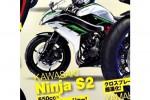 SEPEDA MOTOR KAWASAKI : Kawasaki Siapkan Ninja H2 Versi Murah?