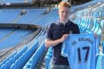 Inilah pemain muda adal Belgia Kevin de Bruyne yang sebelumnya bermain di klub Jerman Wolfsburg, kini pindah ke Manchester City. Ist/mirror.co.uk