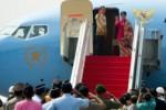 Presiden Jokowi dan Ibu Iriana bertolak ke Timur Tengah (Setkab.go.id)