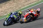MOTOGP 2017 : Rossi Mulai Waspadai Pedrosa
