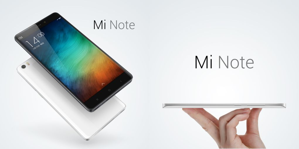 smartphone terbaru ponsel high end xiaomi mi note 2 meluncur 5