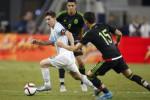 LAGA PERSAHABATAN : Messi Selamatkan Argentina Saat Bermain Imbang 2-2 Lawan Meksiko
