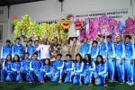 PRA PON KE-19 : 14 Atlet Wushu DIY Diberangkatkan ke Bandung