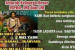 KABAR DUKA : Gitaris OM Sagita Dikabarkan Meninggal Dunia karena Sakit Liver