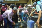 Dropping Air Dihentikan, Anggaran Masih Sisa Rp150 Juta