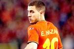 KUALIFIKASI PIALA DUNIA 2018 : Hazard Jadi Tumbal Pesta Gol Belgia