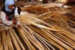 Ilustrasi perajin anyaman bambu (JIBI/Solopos/Antara/Jafkhairi)