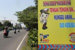 Polisi Berupaya Menghapus Black Spot di Jl. Ahmad Yani Solo