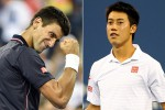 Petenis unggulan pertama Novak Djokovic melaju mulus, Kei Nishikori langsung tersingkir. Ist/telegraph.co.uk