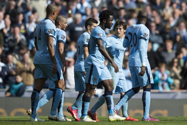 Manchester City (Istimewa)