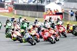 Para pembalap MotoGP 2015 sedang berpacu dalam sebuah balapan. Ist/dok