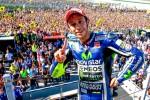 Pembalap Yamaha Valentino Rossi pekan depan akan bertanding di kampung halamannya MotoGP San Marino. Ist/dok