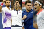 US OPEN 2015 : Menanti Final Ideal 4 Jagoan Tenis